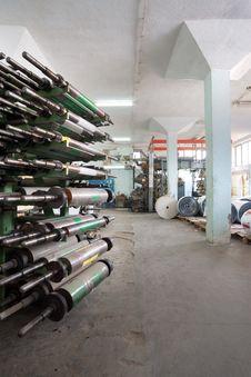 Free Inside Factory Stock Photo - 23147640