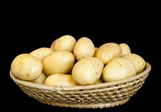 Free Potatoes Royalty Free Stock Images - 23162679
