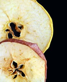 Free Apple Chips Stock Image - 23162841
