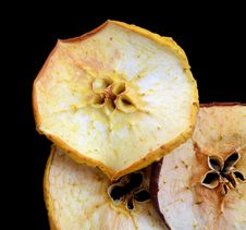 Free Apple Chips Royalty Free Stock Image - 23162876