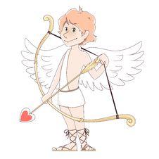 Free Valentine Angel Stock Images - 23169114