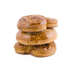 Free Panary Rolls Stand On Each Other Stock Photos - 23169533