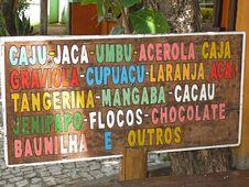 Free Brazilian Fruit Stock Photo - 23172580
