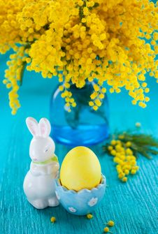 Free Easter Decoration Royalty Free Stock Photo - 23174665