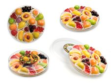 Fruit Fruit Candy. Stock Photos