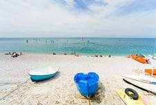 Free Sand Beach Of English Chanel Royalty Free Stock Photo - 23182835