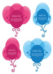 Free Balloons Stock Image - 23183961