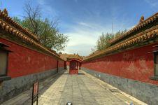 Beijing &x28;Peking&x29;, China – Forbidden City Stock Photos