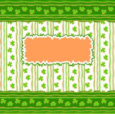 Free St. Patrick Day Card Stock Images - 23188334
