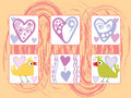 Free Hearts In Love Royalty Free Stock Photography - 23190907