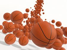 Free Basketball Stock Images - 23191544