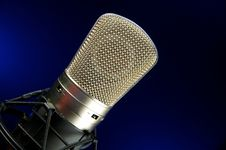 Free Vocal Microphone Stock Images - 23195374