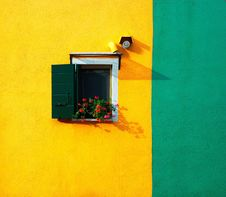 Free Colourful Houses Of Burano Royalty Free Stock Photo - 23196885