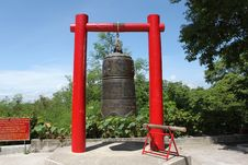 Free Buddhist Bell Royalty Free Stock Photos - 23198168