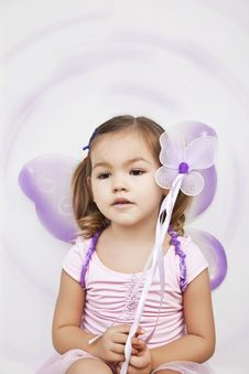 Free Little Fairy Stock Image - 23199521