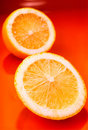 Free Two Slices  Lemon Stock Images - 2321644