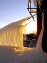 Free Ice Sunlit Stock Photography - 2321832