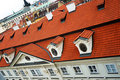 Free Roofs In Prague Royalty Free Stock Photography - 2322427