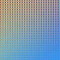 Free Orange Red Blue Purple Grid Royalty Free Stock Images - 2325449