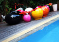 Free Funky Pool Furniture Royalty Free Stock Image - 2325936