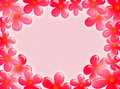 Free Flowers Frame Royalty Free Stock Photo - 2326045