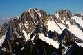 Free Mont Blanc Chain Royalty Free Stock Photos - 2328738