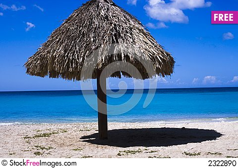 Free Paradise Under Shade 03 Stock Photo - 2322890