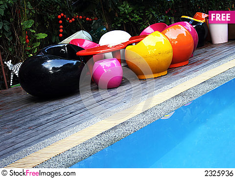 funky pool furniture free stock photos images. Black Bedroom Furniture Sets. Home Design Ideas