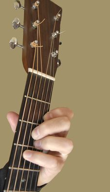 Free Guitar Chord Stock Images - 2320034
