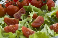 Free Salad Royalty Free Stock Photo - 2320795