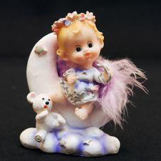 Free Dollish Angel Stock Image - 2322231