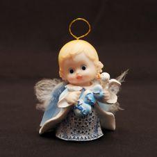 Free Dollish Angel Royalty Free Stock Image - 2322276