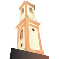 Free Church Tower Stock Images - 2322594