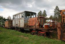Free Strange Train Stock Photo - 2323330