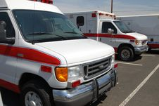 Free Ambulances Stock Photos - 2325263