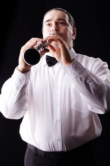 Free Clarinet Stock Photography - 2325282