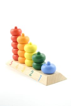 Free Counting Toy Stock Image - 2326121