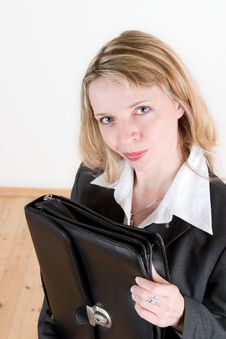 Free A Pretty Business Woman Stock Photography - 2326262
