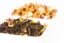 Free Two Different Types Of Tea (1) Royalty Free Stock Photography - 2326287