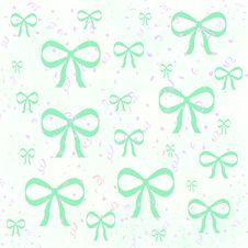 Free Bows Gift Wrap Royalty Free Stock Images - 2326739