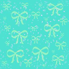 Free Bows Gift Wrap Stock Images - 2326744