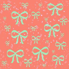 Free Bows Gift Wrap Royalty Free Stock Photo - 2326745
