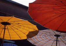 Free Umbrellas In Asia Royalty Free Stock Photos - 2327618