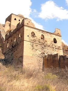 Free Great Wall Of China Stock Photography - 2328072