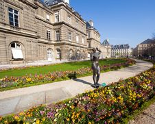 Free Palais Du Luxembourg Stock Images - 2328864
