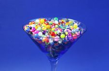 Free Belly Ring Martini Stock Images - 2329784