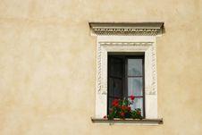 Free Flower Window Royalty Free Stock Photo - 2329795