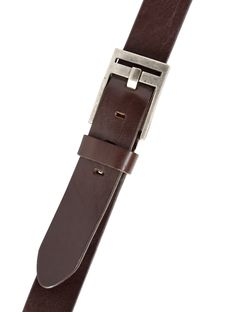 Free Leather Belt Closeup Royalty Free Stock Images - 23201559