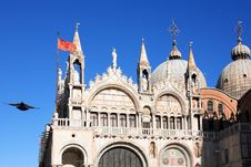Free Saint Marks Cathedral, Venice, Italy Royalty Free Stock Photo - 23201645