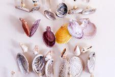 Free Seashell Dream Catcher Stock Photography - 23203102